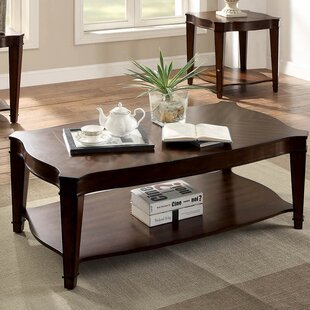 Recio 2 Piece Coffee Table Set