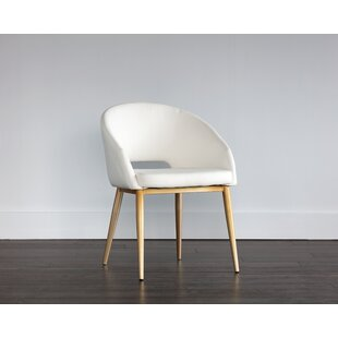 Thatcher Upholstered Dining Chair by Sunpan Modern Spacial Price