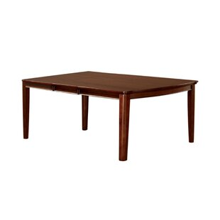 Charlton Home Angelica Solid Wood Dining ..