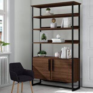 Desilva Bookcase By Ebern Designs