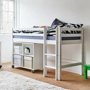 Basic Mid Sleeper Bed By Hoppekids