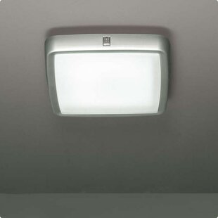 ZANEEN design Sq-Easy 2-Light Flush Mount