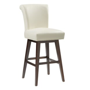 Ricka 30 Swivel Bar Stool Alcott Hill