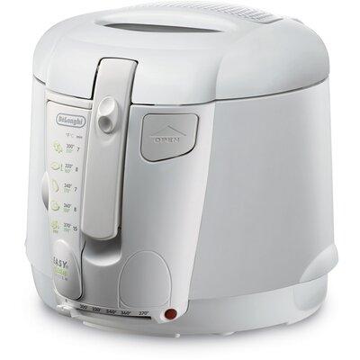DeLonghi 2 Liter Deep Fryer with Adjustable Thermostat DeLonghi