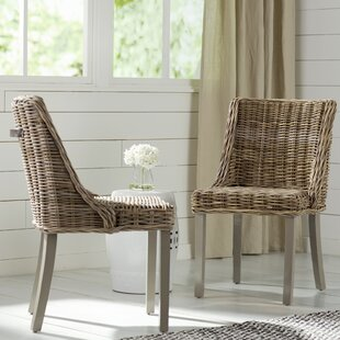 Loomis Dining Chair (Set of 2) Beachcrest Home