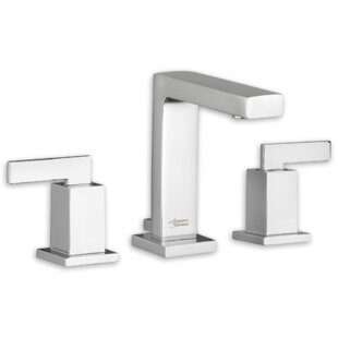 American Standard Times Square Standard Bathroom Faucet with Drain Assembly