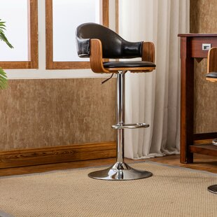 Best Reviews Yvonne Adjustable Height Swivel Bar Stool by Porthos Home Reviews (2019) & Buyer's Guide