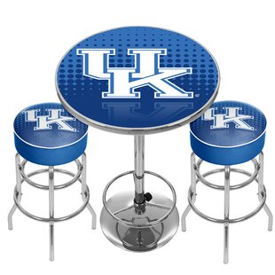 NCAA Game Room Combo Pub Table