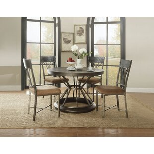 Marmolejo 5 Piece Dining Set Gracie Oaks