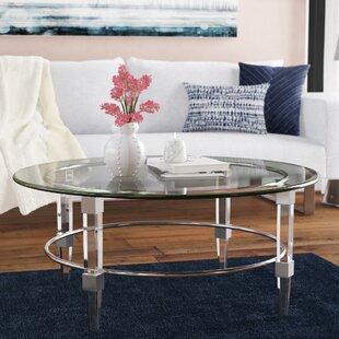 Read Reviews Daniela Coffee Table by Wade Logan Reviews (2019) & Buyer's Guide