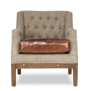 Almond Armchair by Canora Grey
