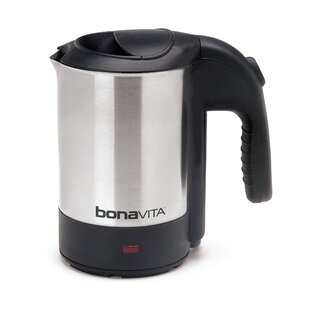 0.5 Qt. Stainless Steel Electric Tea Kettle