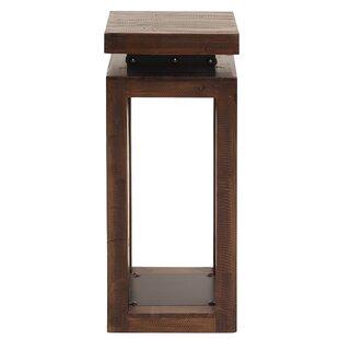 Loon Peak Picchioni Pedestal Plant/Telephone Table
