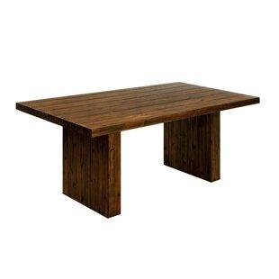 Loon Peak Resto Solid Wood Dining Table
