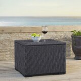 Seaton Wicker Coffee Table
