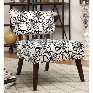 Flamingo Slipper Chair