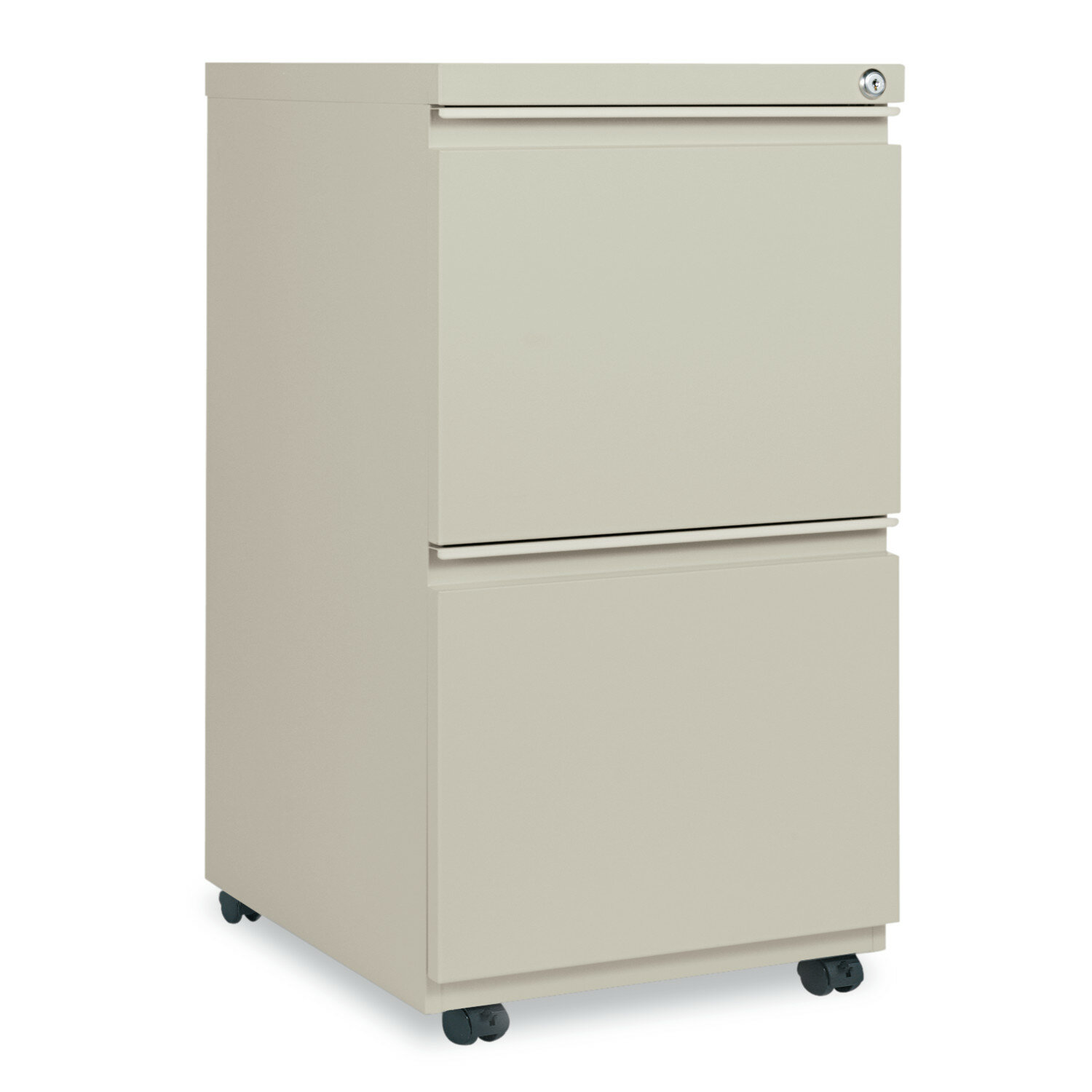 Agnon 32 Drawer Mobile Pedestal File Cabinet