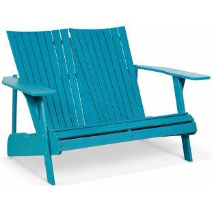 Ryann Wooden Love Seat By Sol 72 Outdoor