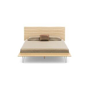 Copeland Furniture Wave Platform Bed