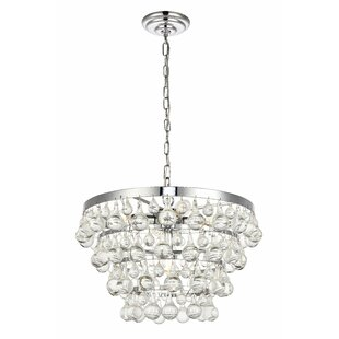 Botolph 5-Light Novelty Chandelier by House of Hampton