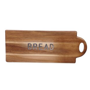 Acacia Wood Bread Board