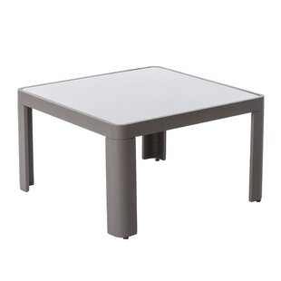 Zullo Aluminium Coffee Table By Sol 72 Outdoor