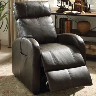 Ricardo Leather Recliner