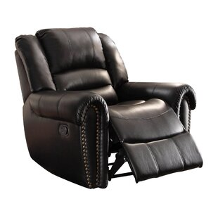 Medici Manual Glider Recliner Astoria Grand 2018 Sale