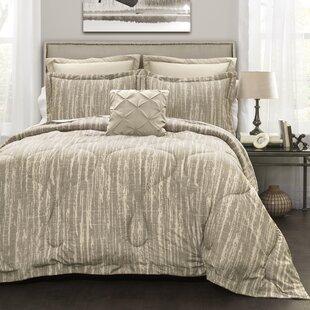 Athan 6 Piece Comforter Set