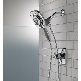 Ashlyn Pressure Balance and Temperature Control Shower Faucet with Diverter and TouchClean by Delta