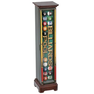 RAM Game Room Billiards CD Multimedia Cabinet