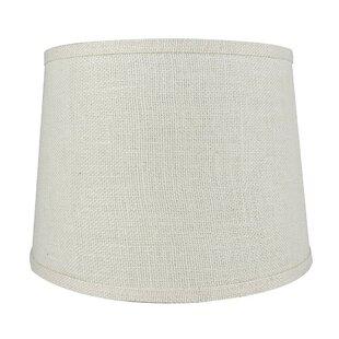 French 12 Acrylic Drum Lamp Shade