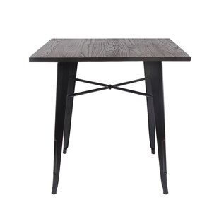 Arnt Tolix Style Dining Table by 17 Stories Modern