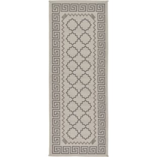 Hancock Gray Indoor/Outdoor Area Rug