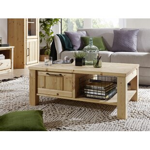 Foster Coffee Table With Storage By Gracie Oaks