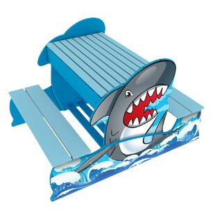 Kids Rectangular Picnic Table by O'Kids Inc.