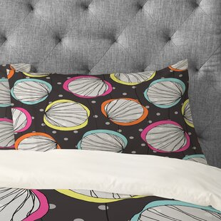 Rachael Taylor Scribble Shells Pillowcase