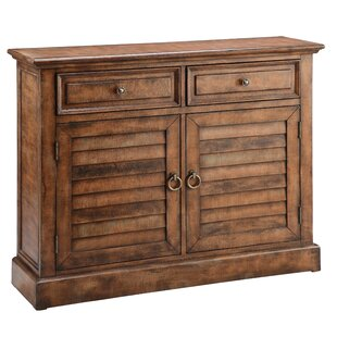 Theodore 2 Door 2 Drawer Accent Cabinet by Stein World