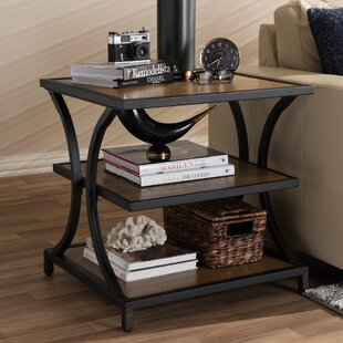Pillsbury End Table by Gracie Oaks