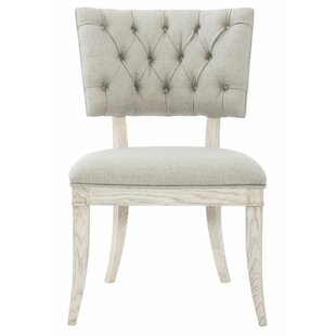 Domaine Blanc Upholstered Dining Chair (Set of 2)