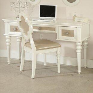 Najarian Furniture Paris Desk and Chair Set