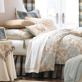 Kinsey Button-Tufted Comforter by Eastern Accents
