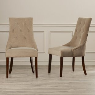 Bolden Upholstered Chair (Set of 2) by Ch..