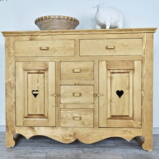 Dambrosio 5 Drawer Combo Chest By Union Rustic