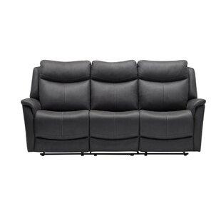 Winans 3 Seater Reclining Sofa By Mercury Row