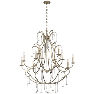 Wickham 12-Light Chandelie..