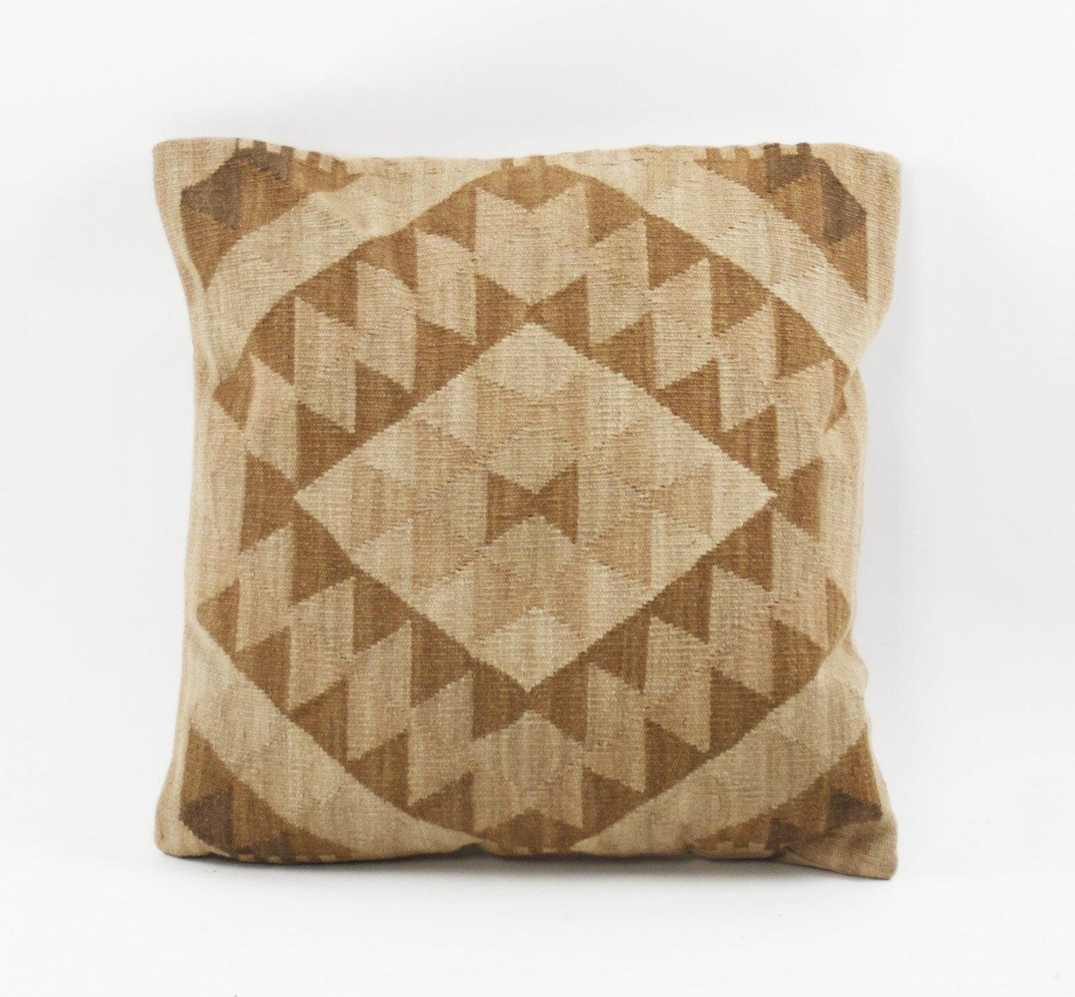 Zentique Kilim Pune Throw Pillow Wayfair