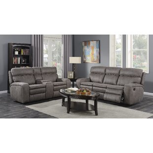 Eoin Reclining 2 Piece Living Room Set by..