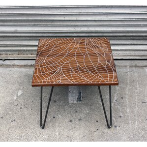 Coffee Table by Dave Marcoullier Wood Routings