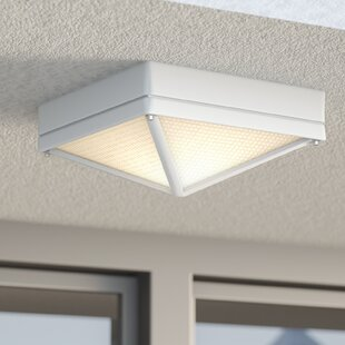 Latitude Run Falkner Outdoor Flush Mount